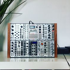 """Modulaire Maritime """"Accra"""" Eurorack case, 2 x 68 hp or 2 x 84 hp, Powered Accra, Foley Sound, Republic Of Ghana, Distribution Board, Double Frame, Gaming Computer, Gaming Setup, Studio Setup, Internet Radio"""