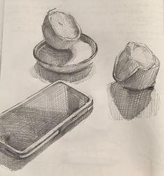 Sarah Sedwick #art #drawing #sketch #sketchbook 2.17.16