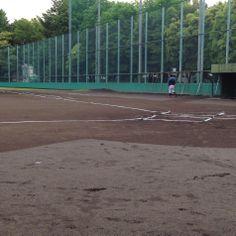 おはようございます。  雨で流れたり朝会の木曜日と重なったりしましたが、ようやく早朝野球できます(^ ^) 今日もよろしくお願いします。