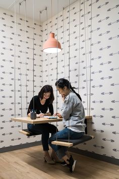 A Tour of WeWork's New Coworking Campus in Seoul - Officelovin'