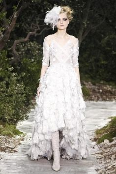 Chanel Spring Summer Couture 2013 Paris