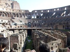 Coliseum. Weird I took this exact same picture!!