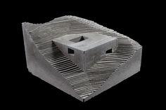 Modello Atelier Aires Mateus - Accademia di architettura di Mendrisio 2013, photoŁ Marco Cappolletti