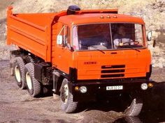 Tatra T815 6x6 Dump Trucks, Tow Truck, Czech Republic, Car Ins, Motor Car, Cars And Motorcycles, Transportation, Automobile, Vehicles