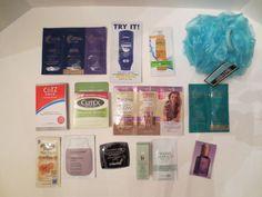 LOT 13 Skin & Hair Care Samples Cutex Clinique Living proof Badescu Chanel Tarte