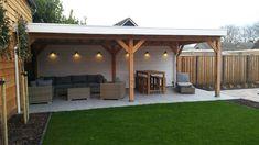 Backyard Cabana, Hot Tub Backyard, Backyard Pavilion, Backyard Buildings, Backyard Gazebo, Backyard Pool Designs, Small Backyard Patio, Pergola Patio, Outdoor Garden Rooms