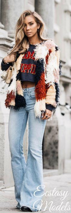 MultiColor // Fashion Look by Lisa OLsson