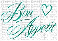 Bon Appetit A5-20 - Tjhoko Paint Stencil Painting, Bon Appetit, A5, Stencils, Craft Projects, Hobbies, Crafts, Manualidades, Templates