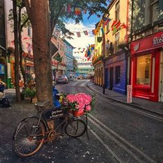Anyone who has visited will tell you: Galway city really is as pretty as a picture 💗 Thanks for the lovely snap via Ireland Hiking, Backpacking Ireland, Ireland Beach, Galway Ireland, Ireland Vacation, Ireland Travel, Cork Ireland, Best Of Ireland, Ireland Weather