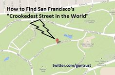 """""""Crookedest Street in the World"""" - Gotta drive this at least once."""