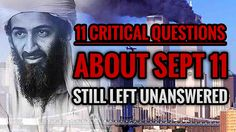 #Pay attention folks... Know the truth ...Share some...11 Critical Questions About Sept 11 Still Left Unanswered