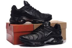Nike Air Max Tn Mens All Black