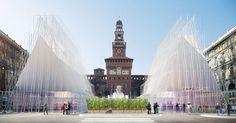 #GreenBuildingMagazine - #Quantomais. Un campo di mais nel cuore della città di #Milano