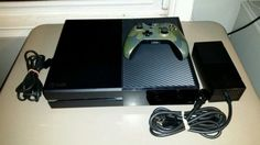 video-gaming: Microsoft Xbox One - 500 GB Black Console (Without Kinect) & Controller  #Games - Microsoft Xbox One - 500 GB Black Console (Without Kinect) & Controller ...