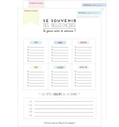 La parfaite to do list à imprimer (via Bloglovin.com )