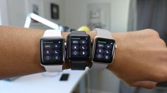 Along with the iPhone 7 I was able to go hands-on with both new flavors of Apple Watch: The Apple Watch Series 1 and Series 2.  Apple Watch Series 1 doesnt contain much new in the way of features but it does come with a faster processor which makes it worth considering.Series 2 is a larger upgrade but depending on how you use your Apple Watch it might not be large enough to warrant anextra $100.  Whatever the case may be both new watches are much better than the notoriously slow original…