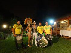 Samba, Girls Girls Girls, Santiago