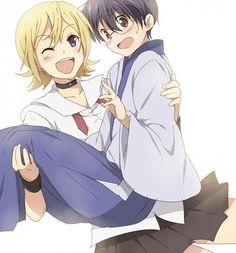 Himeko and Shinpachi