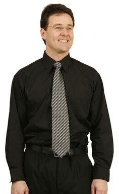 Mens corporate shirts long sleeve