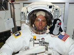 U.S. astronaut Andrew Feustel choosed in 2011 the famous Czech character Krtek (Little Mole) created by the legendary Czech illustrator and animator Zdeněk Miler to accompany him on his mission to space. Andrew Feustel, who brought Czech poet Jan Neruda's Cosmic Verses into space in 2009, took plush Krtek into his personal luggage on-board space shuttle Endeavour, mission STS-134 with planned blast-off in April 2011.