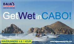 #MotosAcuaticas con el #1 #Bajaswatersports! #Waverunners with #1 #Bajaswatersports!  #LosCabos #Watersports www.bajaswatersports.com