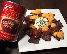 Amy's Organic Vegan Chili (Spicy) | Vegan ShowOff