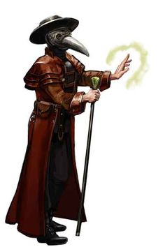 Plague Doctor by thegryph 2017 Inspiration, Character Inspiration, Character Art, Doctor Mask, Plague Doctor, Bubonic Plague, Writing Images, Bird Masks, Man About Town