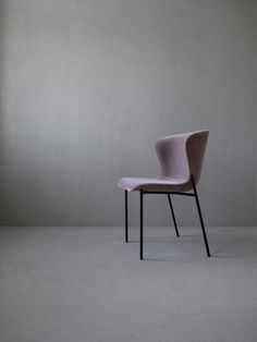 La Pipe is the result of the designer's passion for refined forms and strong silhouettes. Ida Linea Hildebrand's obvious sense of balance and her striving for the perfect comfort make the experience of LA PIPE a new soft, elegant seating sensation – made to last.