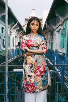 Chuẩn bị Tết tây, rục rịch Tết ta, loạt thương hiệu Việt đã tung các thiết kế áo dài duyên dáng đốn tim các nàng - Ảnh 11.