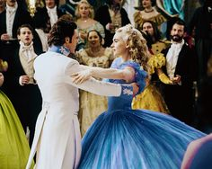 """The """"Perfect"""" Dress in the Makings - Bella Mae's Designs Cinderella Movie, Cinderella 2015, Cinderella Dresses, Disney Love, Disney Magic, Frozen Short, Have Courage And Be Kind, Lily James, Disney Animation"""