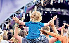 Kids at Festivals Guide