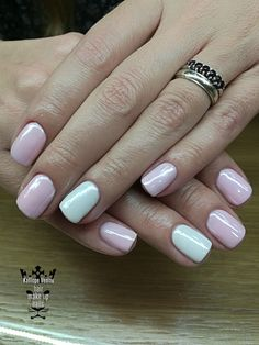 Short nails #nails #shortnailsclub #shortnailsdontcare #shortnailsrock #shinynails #lovenails #nailsoftheday #fotooftheday #nailssalon #trustthexperts #beautymakesmehappy www.kalliopeveniou.gr