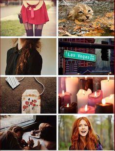 Next generation aesthetic:  Rose Weasley
