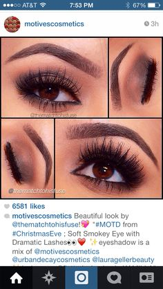Motive cosmetics. Long full lashes