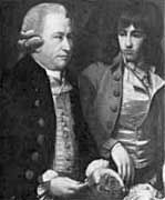 JOHN ARNOLD: born in Bodmin, Cornwall in 1736, the son of a watchmaker. He began young as an apprentice to his father and went on to become a partner. However, an argument saw the ending of their partnership and young Arnold left the country initially to work in The Hague, Holland. In 1764 he constructed the smallest-ever repeating and striking watch, which was set into a ring and presented to King George III as a gift.
