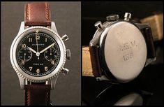Chronographes Type 20 et Type 21: un peu d'histoire