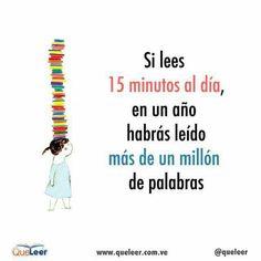 Leer es lo que importa.