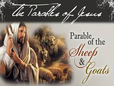 The Parable of the Sheep and Goat and What it Means: Pr Vincent Leoh, Glad Tidings PJ – Malaysia's Christian News Website Matthew 16 24, Fake Christians, Die To Self, Parables Of Jesus, Revelation 3, Churches Of Christ, The Son Of Man, Best Portraits, The Shepherd