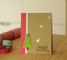 HappyHols November 2014 Card Kit
