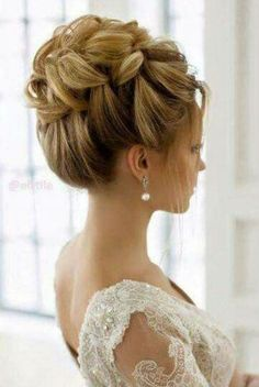 Women Hairstyles Shoulder Length New Stylish Updo Wedding Hairstyles 2017 More.Women Hairstyles Shoulder Length New Stylish Updo Wedding Hairstyles 2017 Bridal Hair Updo, Wedding Hair And Makeup, Wedding Updo, Wedding Nails, Wedding Bride, Wedding Hairstyles 2017, Bride Hairstyles, Hairstyle 2017, Hairstyle Trends