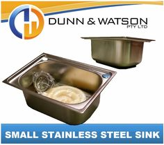 Stainless Steel Sinks (Camper Trailers parts)