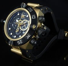 Invicta Men's Watches - The Devil's in the details..