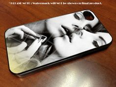Lana Del Rey Mirror Face to Face - iPhone 4 / iPhone 4S / iPhone 5 Case Cover by CustomCaseStudio, $14.99