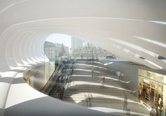 Metro Station Peter Ruge Architekten-2