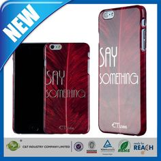 say something design for apple iphone 6