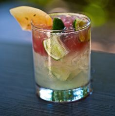 """<p> Mixologist Lillian Hargrove at Rhumbar at <a href=""""http://www.bizbash.com/mirage-hotel-casino/las-vegas/listing/839117"""">the Mirage Hotel & Casino</a> in Las Vegas has created a special..."""