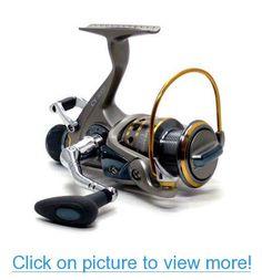 CY3000 10+1 Ball Bearings Aluminum Spool Freshwater Spinning Fishing Reels FR161
