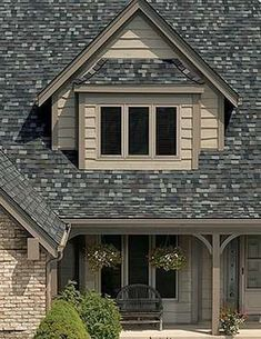 Best Certainteed Independence Colonial Slate Roof Shingle Color 400 x 300
