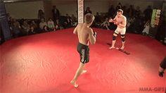 • A Dropkick in MMA