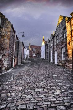 Day 12 - King Street, Crail, Fife in Scotland - by Stevie Spiers, Scottish England Ireland, England And Scotland, Fife Scotland, The Beautiful Country, Beautiful Places, Amazing Places, British Isles, Great Britain, Wonders Of The World